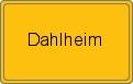 Wappen Dahlheim