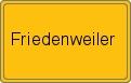 Wappen Friedenweiler