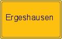 Wappen Ergeshausen