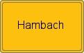 Wappen Hambach
