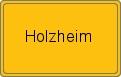 Wappen Holzheim
