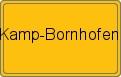 Wappen Kamp-Bornhofen