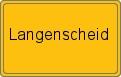 Wappen Langenscheid