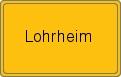 Wappen Lohrheim