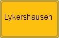 Wappen Lykershausen