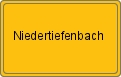 Wappen Niedertiefenbach