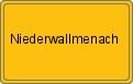 Wappen Niederwallmenach