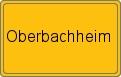Wappen Oberbachheim