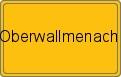 Wappen Oberwallmenach