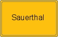 Wappen Sauerthal