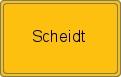 Wappen Scheidt