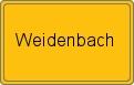 Wappen Weidenbach