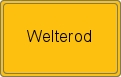 Wappen Welterod