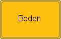 Wappen Boden