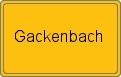 Wappen Gackenbach