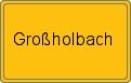 Wappen Großholbach