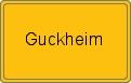 Wappen Guckheim