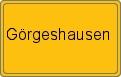 Wappen Görgeshausen