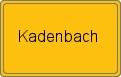 Wappen Kadenbach