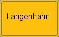 Wappen Langenhahn