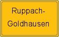 Wappen Ruppach-Goldhausen