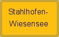 Wappen Stahlhofen-Wiesensee