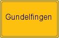 Wappen Gundelfingen