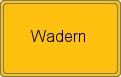 Wappen Wadern