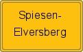 Wappen Spiesen-Elversberg