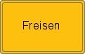Wappen Freisen