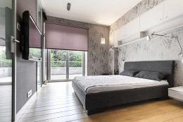 ratgeberartikel fensterdekoration plissees sind der renner. Black Bedroom Furniture Sets. Home Design Ideas