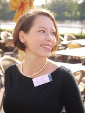 Aline Gizzi, Marketing, wunschgrundstück GmbH