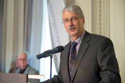 Dr. Norbert Reichhold, Präsident der IHK-Hanau