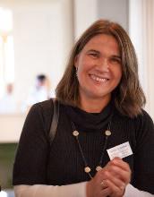 Annette Richardson, Vermessungsingenieurin, Vermessungsbüro Müller