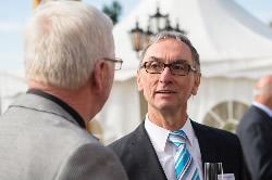 Erich Ungermann, Büroleiter, Vermessungsbüro Müller