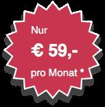 nur € 59,-