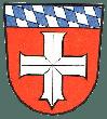 Wappen/Stadtlogo von Bürstadt