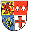 Wappen von Groß-Rohrheim