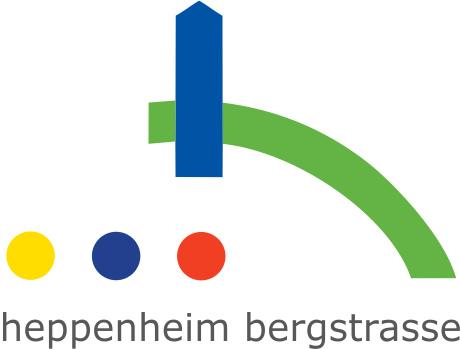 Wappen/Stadtlogo von Heppenheim