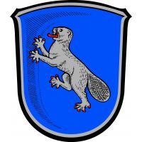 Wappen/Stadtlogo von Groß-Bieberau
