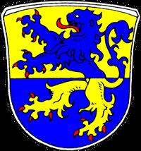Wappen von Laubach