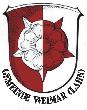 Wappen/Stadtlogo von Weimar/Lahn