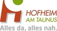 Wappen/Stadtlogo von Hofheim am Taunus