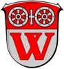 Wappen/Stadtlogo von Walluf