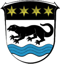 Wappen/Stadtlogo von Ottrau