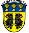 Wappen von Karben